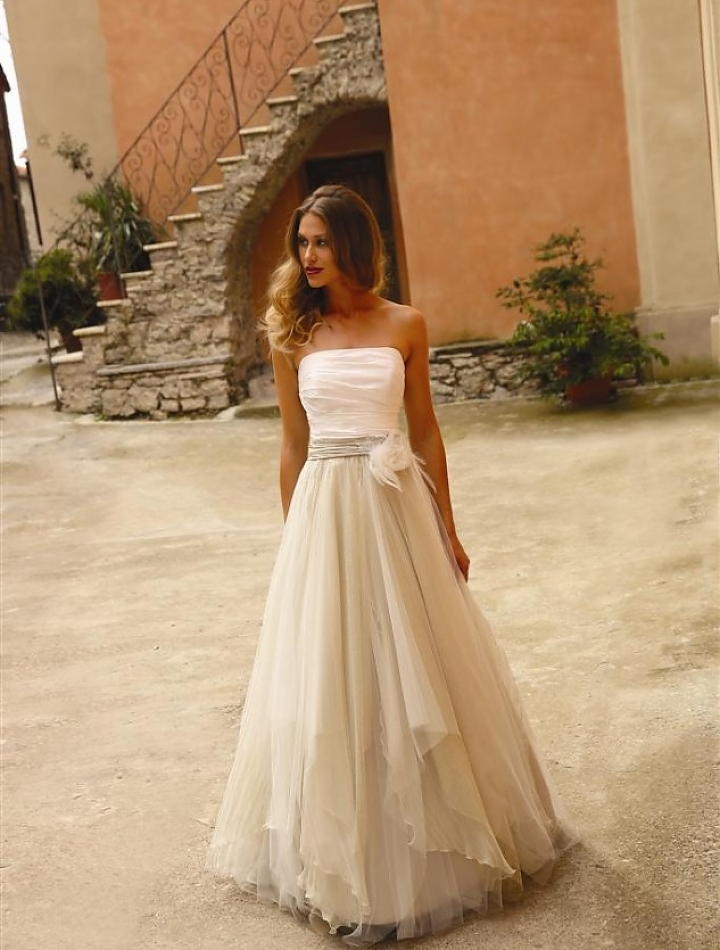 Online get cheap petite wedding gowns for Petite lace wedding dresses