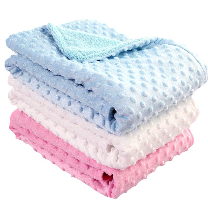 bebe recem nascido blanket panos macios termicas 04