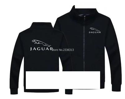 Autumn and winter Jaguar 4S shop uniforms sweatshirt customer jacket
