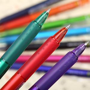 Image 3 - 5/10pcs  Pilot FriXion Color Erasable Gel Pen LFBK 23EF 0.5mm 10 Colors To Choose From, Erasable Ink Student Stationery