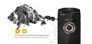 "Image 4 - Blackview BV9000 Smartphone 5.7 ""HD + מסך מגע 4GB + 64G ROM טלפון סלולרי מצלמה כפולה מהיר תשלום NFC טלפון נייד טביעת אצבע"