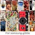 Diy plástico rígido suave silicone tpu phone case para samsung galaxy estrela adiantamento g350e 4.3 ''galaxy star 2 plus sm-g350e capa shell