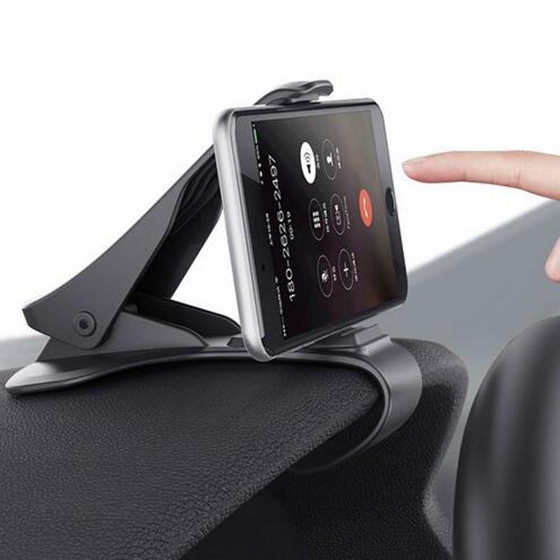BOAOSI Phone Holder Car Phone Mount For Mitsubishi Asx Lancer 10 Outlander Pajero Sport 9 L200 Colt Carisma Galant Grandis