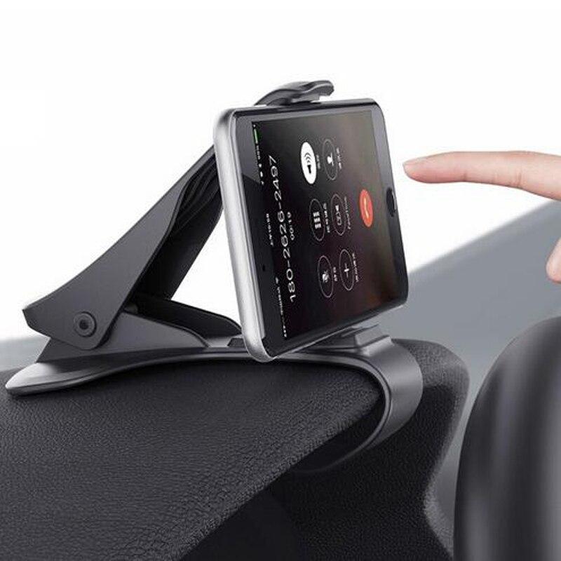 BOAOSI Support de Téléphone De Voiture Mont Téléphone Pour Mitsubishi Asx Lancer 10 Outlander Pajero Sport 9 L200 Poulain Carisma Galant Grandis