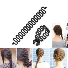Hair Braiding Styling Ponytail