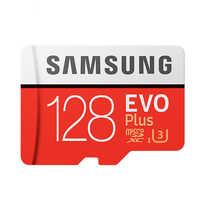 SAMSUNG EVO Plus Speicher Karte 32 GB 64 GB 128 GB SDXC/SDHC class 10 Flash micro sd 256 GB TF sdcard für smartphone/kamera Original
