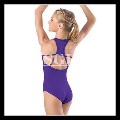 (5 pieces/lot) Wholesale Ballet Leotards For Girls Cotton Lycra Dance Clothes 14 Colors Child/Kid/Girls/Toddler Size CS0074