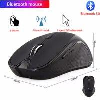 Mi ポータブルマウスワイヤレスマウス、ラップ Bluetooth ワイヤレス 800/1200/1600 Dpi ラップ Windows 10 8 7 Xp