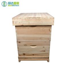 Пчеловодство Fri дерево 10 кадров улья Apicultura улей для пчеловода пчел и пчеловодства HDBH-002D