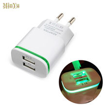 US/EU Plug Dual USB Wall Charger Adapter for Xiaomi Mi 5s Plus, Mi5S Mi5 Mi4C Mi4S Mi Pad Xiaomi Pad 2 AC Travel Charger