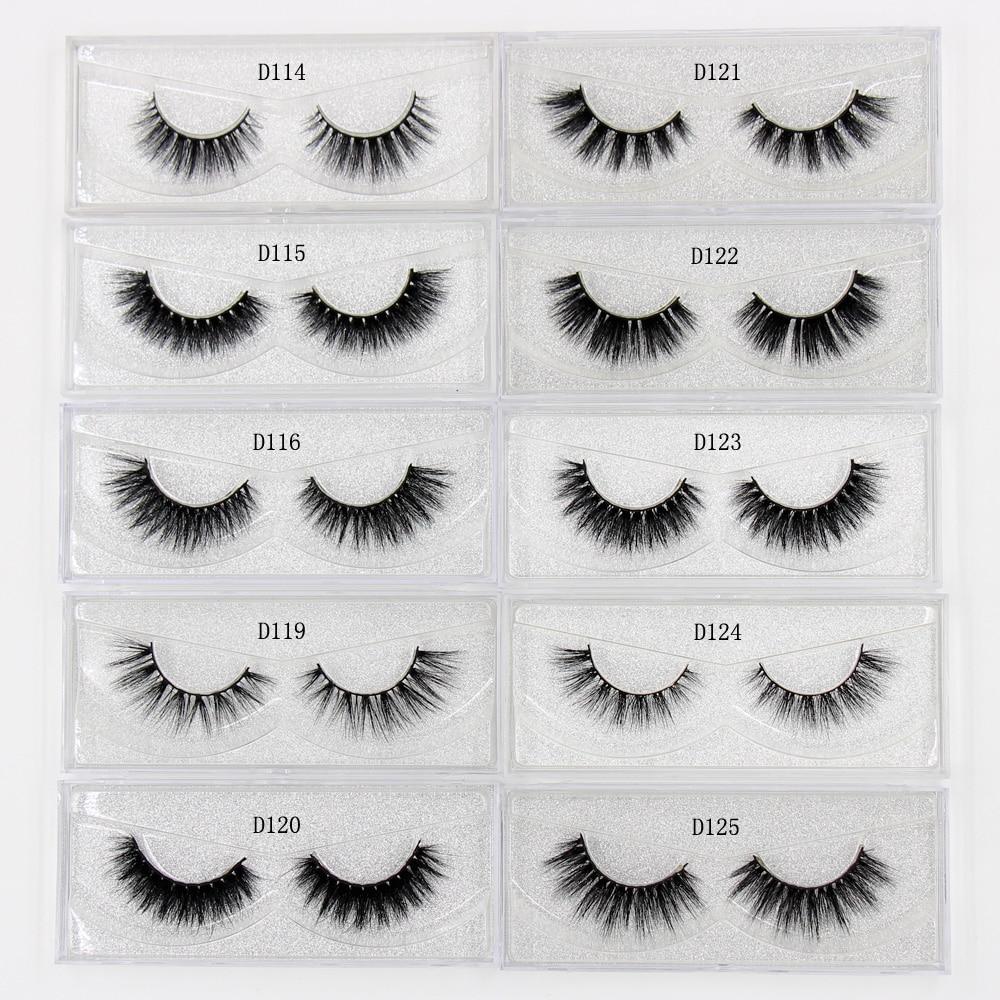 falsos cílios maquiagem 25 estilos dhl livre