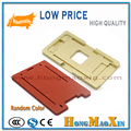 4 Set/lot silica gel pad gasket mat for iphone 6 6S 6P 7G 7P and Laminator machine mold for glass with frame oca user fix