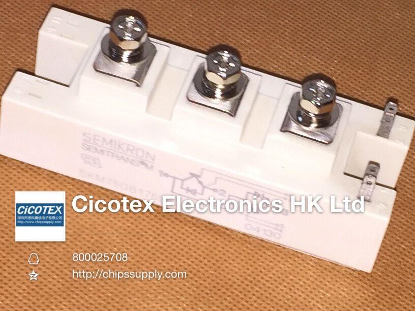 SKM75GB176D Modules IGBTSKM75GB176D Modules IGBT