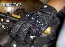 Uglybros Af6 Guantes Перчатки Мотоцикла Перчатки Мотоцикла Зимой И Вообще Корова Кожа Мотокросс Для Gants Moto Размер S-xxl