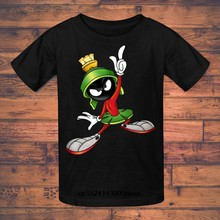 ed03d96d6afa Funny Men t shirt white t-shirt tshirts Black tee Youth Funny Quotes Slim  Fit Looney Tunes Marvin The Martian Men T-Shirt(1)