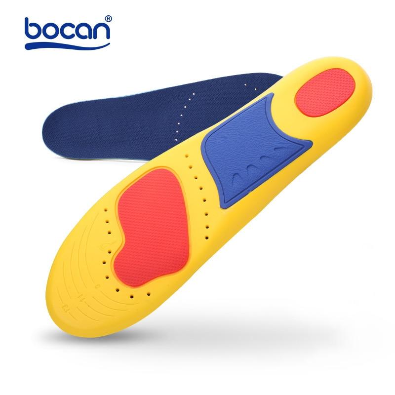 BOCAN Հիշողության փրփուրը կոշիկի կլանման օրթոպեդիկ միջանցք է կանանց և տղամարդկանց համար հարմարավետ կոշիկ
