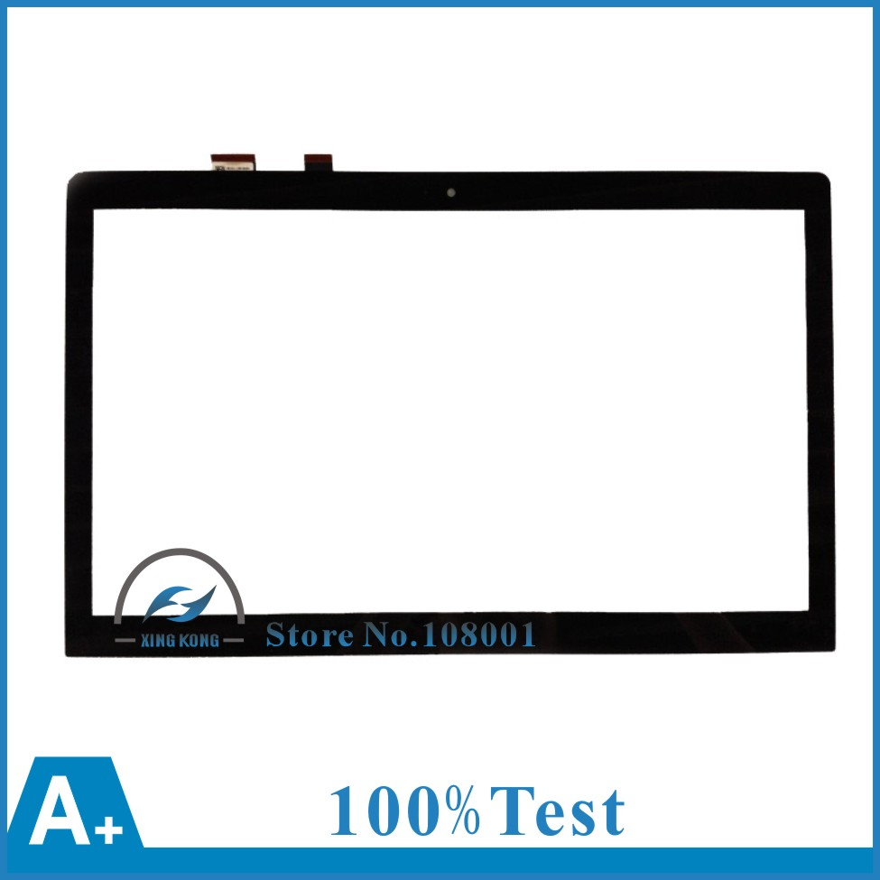 Original New Laptop Touch for ASUS VivoBook S400 S400CA S400C 14.0 Touch Screen Digitizer Glass Panel Sensor Lens Replacement touch screen digitizer glass for asus vivobook v550 v550c v550ca tcp15f81 v0 4