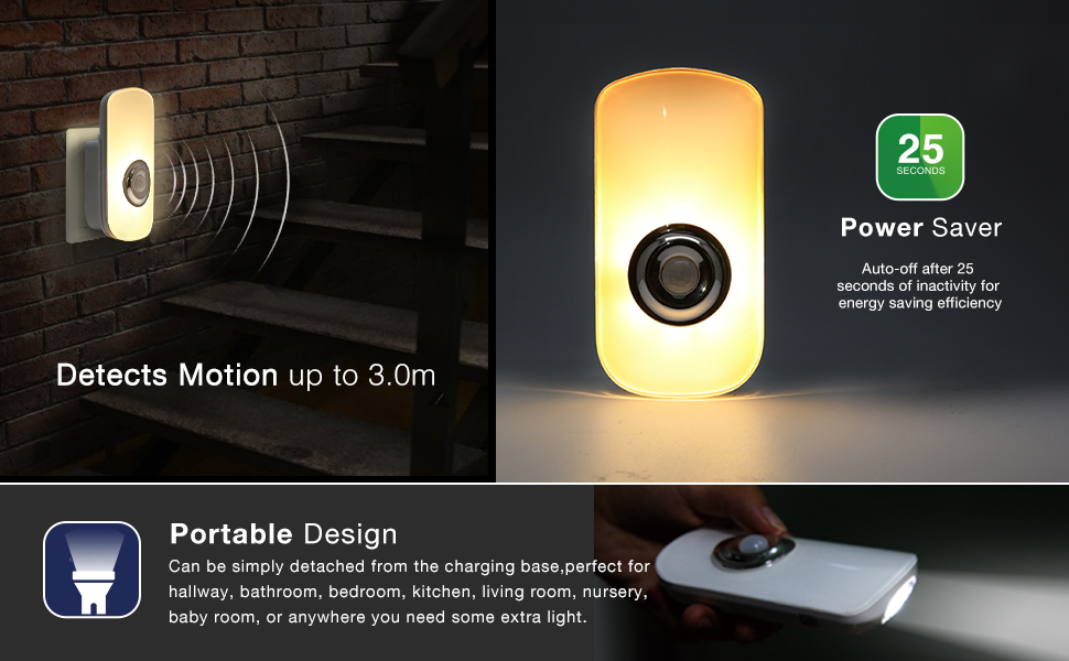 2019 novo 3 em 1 pir sensor