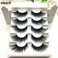 US $2.49 34% OFF|5Pair Thick Fake Eyelashes Natural False Eyelashes Volume Lashes Artificial Eyelashes Extensions False Lashes Makeup Lashes-in False Eyelashes from Beauty & Health on Aliexpress.com | Alibaba Group