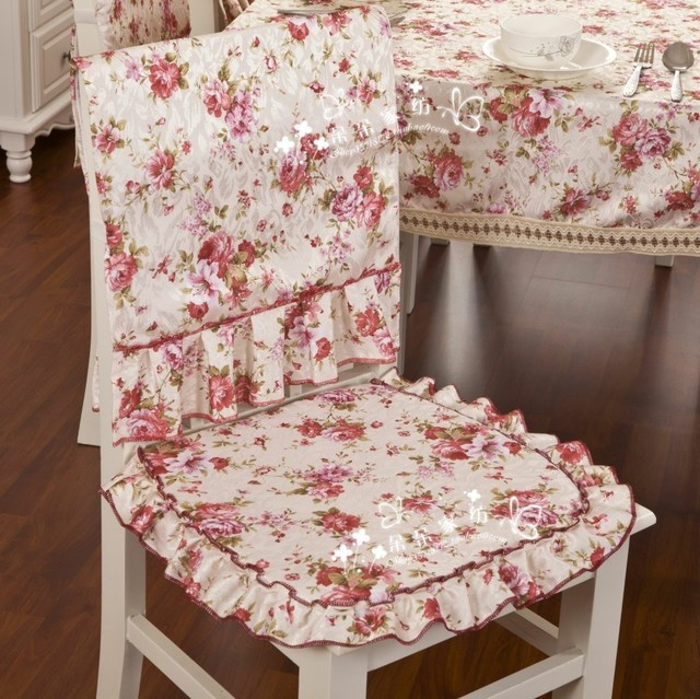 Delightful Dining Table Cloth Rustic Dining Chair Pad Back Cover Table Cloth Chair Pad  Cushion Chair Covers