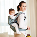 2017 new 0-36 months  hot selling baby sling waist stool four seasons general windproof Single stool multi-function front carry