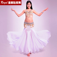 New Slim Belly Dance Suit Professional Bellydance Dress Wear Clothes Performance Costume Wrap The Hip BRA