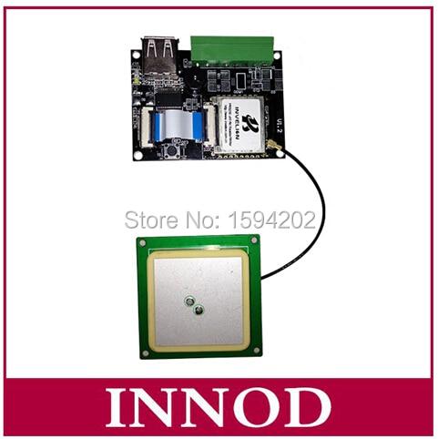 Security & Protection Contemplative Uhf Passive Pr9200 Chip Reader Module Rfid 1-10m Long Range