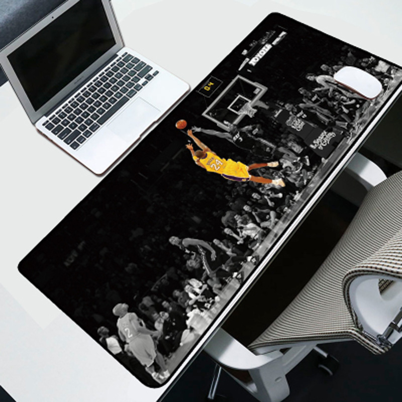 Old World Map Mouse Pad NBA Basketball Mat Large Pad To Mouse Notebook Computer Mousepad Gaming Mouse Pad Gamer Office Desk Pad