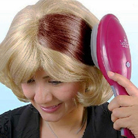 Fast shipping TV Hot Products newest Automatic hair coloring comb brush Hair coloring device