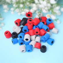 Memory Foam Tips Bud headphone Ear pads sponge Ear cups Earplug Earbuds For In-Ear Earphone headset high quality 20pcs 10pairs silicone in ear earphone covers earbud bud tips headset earbuds eartips earplug ear pads cushion for earphone mp3
