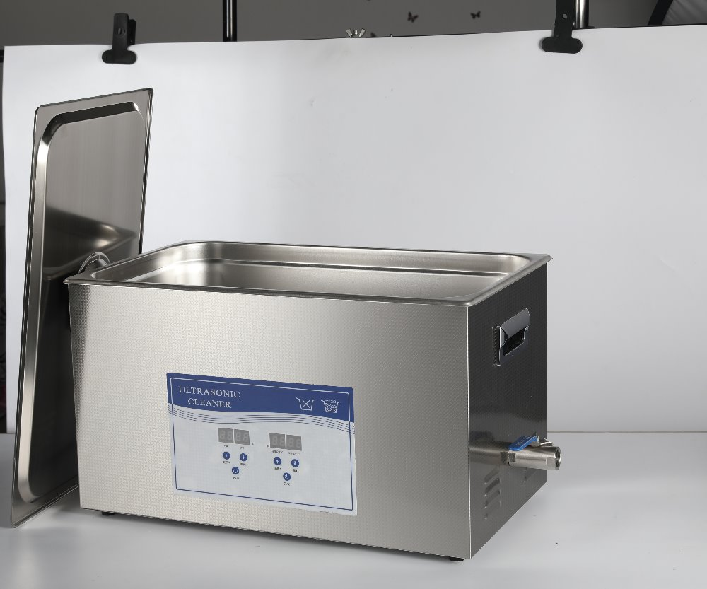 30L PCB Digital Ultrasonic Cleaner High Capacity with SUS Basket