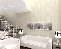 Beibehang 3d moderne einfache abstrakte vliesstoffe 3d wallpaper plain welle TV hintergrund wand wohnzimmer schlafzimmer eingang tapete