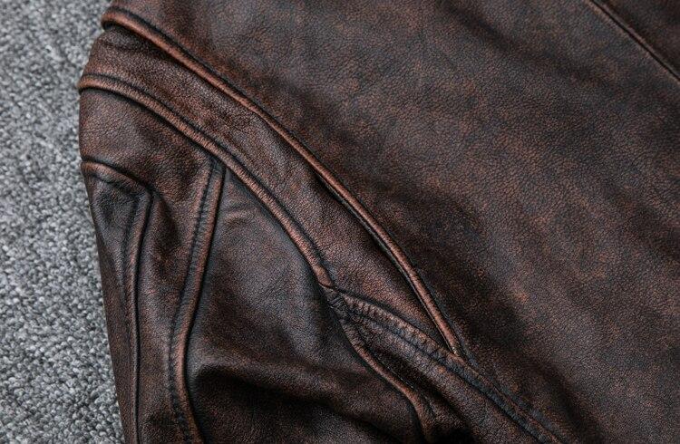 HTB1T8kOE25TBuNjSspmq6yDRVXaK MAPLESTEED Brand Amekaji Motor Biker Style Men Leather Jacket Black Red Brown Cowhide Vintage Jackets Men Winter Coat 5XL M100