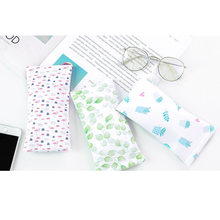 New Waterproof Scratch-proof Portable Glasses Pouch Eyeglasses Protector Container Bag Fashion Sunglasses Reading Glasses Cases(China)