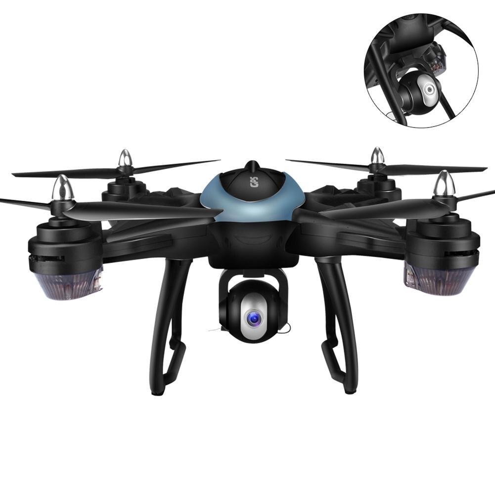 Quadcopter GPS позиционирование Smart возвращение 1080 P аэрофотосъемки передачи Wi Fi удаленного Управление Камера вертолет Drone