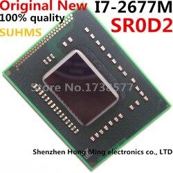 100% новый I7-2677M SR0D2 I7 2677M BGA микросхем