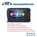 Corea Original g-scan 2 capacidad de diagnóstico en profundidad en turismos y vehículos comerciales de Asia GSCAN2 GSCAN escáner 2
