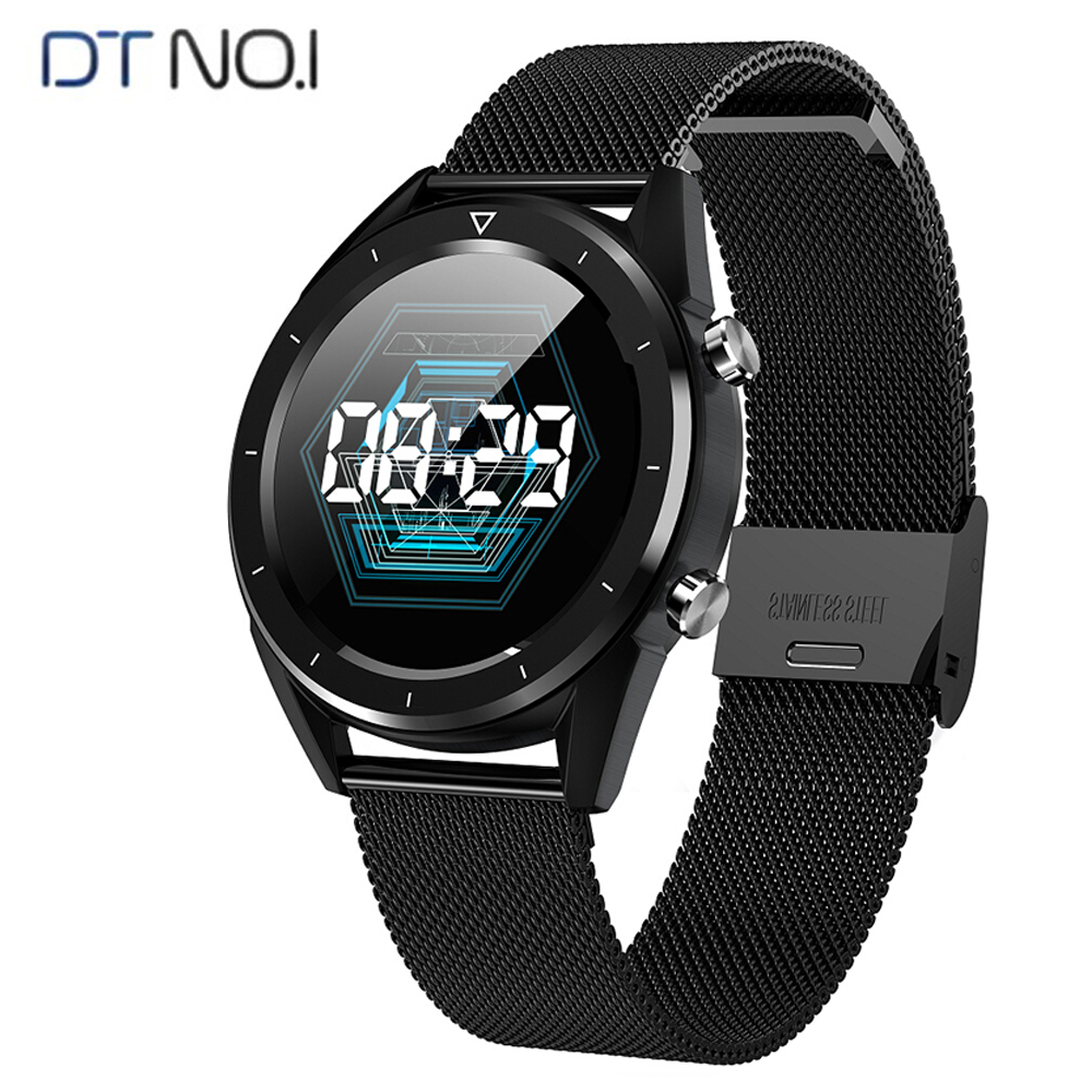 NO.1 DT 28 Smart Watch 1.54 inch Heart Rate Monitor IP68 waterproof Heart rate Blood Oxygen Fitness Tracker Sport smart watches