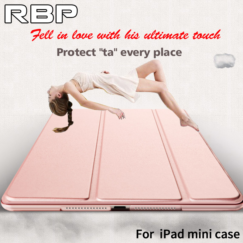 RBP Cover for iPad mini 1 2 3 Case tablet PU leather for iPad mini case 7.9 inch funda Sleep case for apple iPad mini 2 3 case 12mm waterproof soprano concert ukulele bag case backpack 23 24 26 inch ukelele beige mini guitar accessories gig pu leather