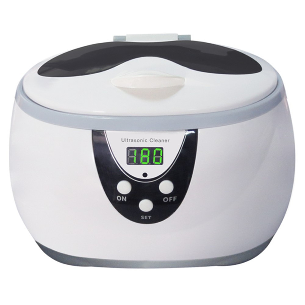 Manicure Ultrasonic Cleaning Machine Household Glasses Jewelry Watch Razor Dentures Disinfection Cleaner Tool Sterilizer Pot high quality ultrasonic cleaner jewelry dental watch glasses toothbrushes cleaning tool ultrasonic washing machine cleaning
