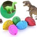 2017 recién llegado de PCS Riverstones Crecientes Mágicas Dino Huevo de Agua Crecimiento Huevos de Dinosaurio de eclosión Niños Lindos Niños de Juguete Para niños 67