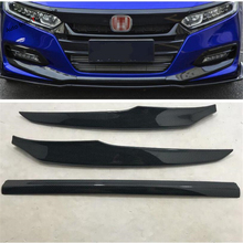 Yimaautotrims Front Head Bottom Fog Bumper Protection Plate Cover Trim 3 Colors Fit For Honda Accord 10th 2018 2019 ABS Exterior