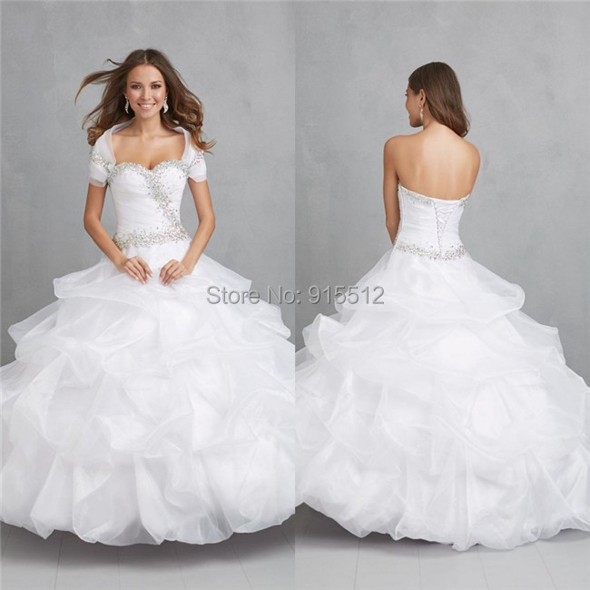 2014 For 15 18 Years Young Girls Sweetheart Neckline With Short