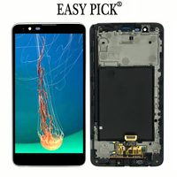 For LG Stylus 2 LS775 K540 K520 F720S F720K F720L LCD Display Touch Screen Digitizer Assembly