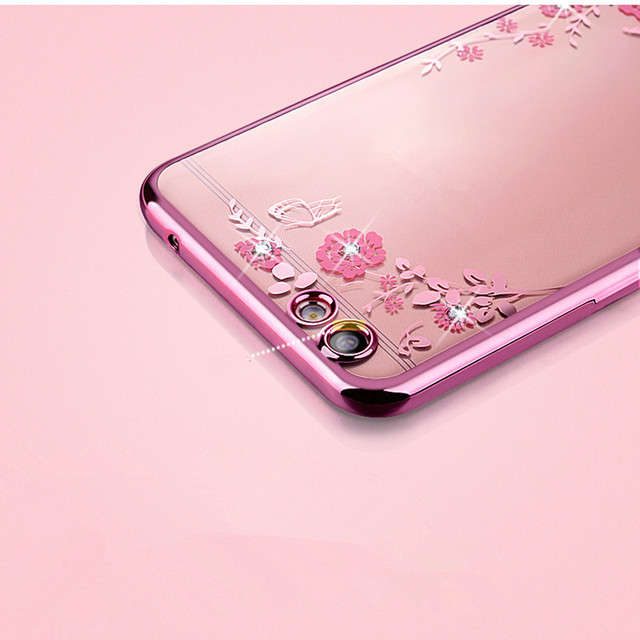 the latest d7d17 80a0c US $2.97 17% OFF|Xinchentech For Vivo V5 Case Luxury Plating Gilded TPU  silicone soft Back Cover Accessory Coque Fundas For Vivo V5/Y67 5.5inch-in  ...