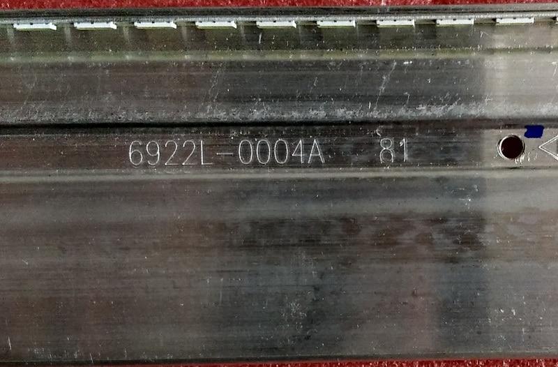 Для skyworth 55E600Y Артикул лампы 6922L-0003A 6922L-0004A 6916L0781A 1 шт. = 66 светодиодов 690 мм