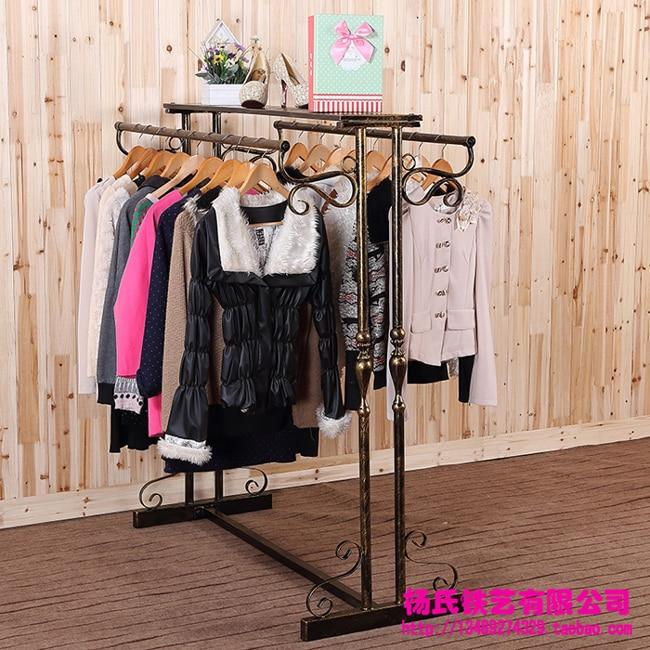 Cloth Hanger Stand Diy