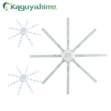 Kaguyahime светодиодные светильники аксессуары 12W 16W 20W 24W Осьминог магнитное кольцо свет пластины кольцо света для круглый