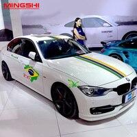 1 Set World Cup PVC Vinyl Car Body Stickers Accessories Vehicle Decals Wraps For BMW E70 F10 X5 Cadillac Porsche Mercedes Audi