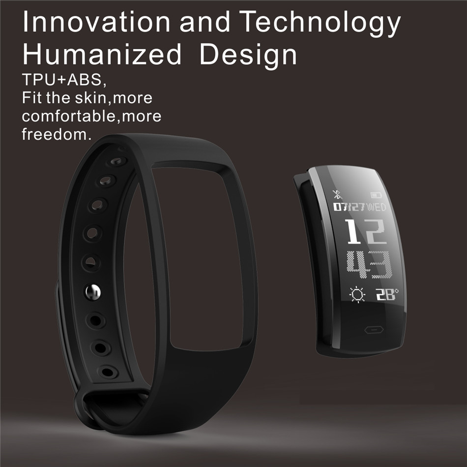 Diggro QS90 Blood Pressure Smart Bracelet Heart Rate Monitor Blood Oxygen Monitor IP67 Fitness Tracker for Andriod IOS VS QS80 9